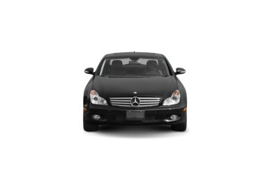 Surround Front Profile  2008 Mercedes-Benz CLS550