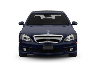 Grille  2008 Mercedes-Benz S63 AMG