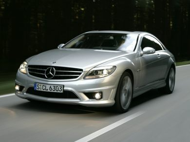 OEM Exterior Primary  2008 Mercedes-Benz CL63 AMG
