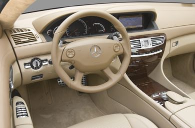 Picture for colored media 2008 Mercedes-Benz CL63 AMG