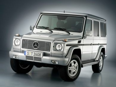 OEM Exterior Primary  2008 Mercedes-Benz G55 AMG