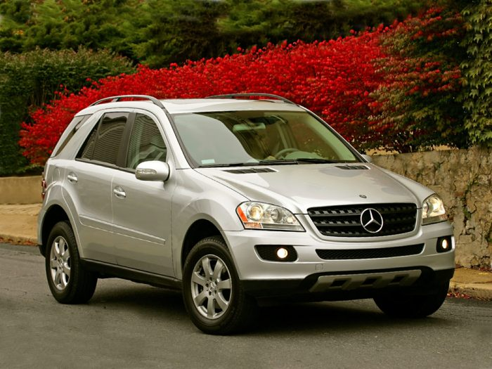 2008 mercedes benz ml350 specs safety rating mpg