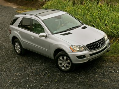 OEM Exterior  2008 Mercedes-Benz ML350