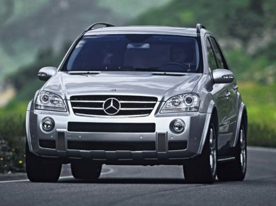 OEM Exterior Primary  2008 Mercedes-Benz ML63 AMG