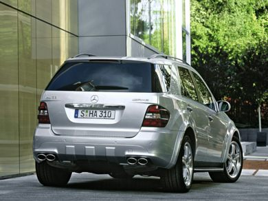 OEM Exterior  2008 Mercedes-Benz ML63 AMG
