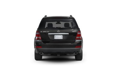 Surround Rear Profile 2008 Mercedes-Benz GL320