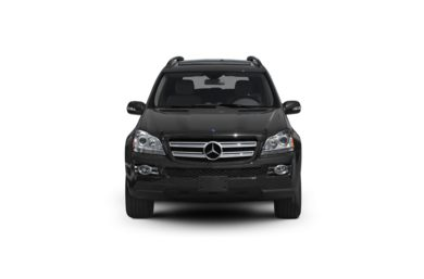 Surround Front Profile  2008 Mercedes-Benz GL320