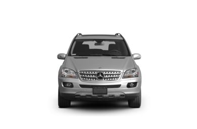 Surround Front Profile  2008 Mercedes-Benz ML550