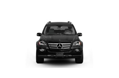 Surround Front Profile  2008 Mercedes-Benz GL550