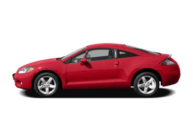 90 Degree Profile 2008 Mitsubishi Eclipse