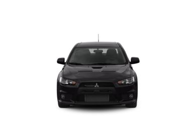 Surround Front Profile  2008 Mitsubishi Lancer Evolution
