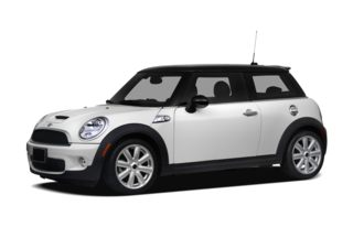 3/4 Front Glamour 2008 MINI Hardtop