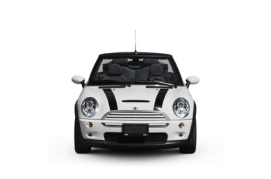 Surround Front Profile  2008 MINI Convertible