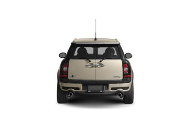 Surround Rear Profile 2008 MINI Clubman
