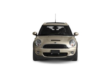Surround Front Profile  2008 MINI Clubman