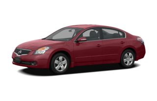 3/4 Front Glamour 2008 Nissan Altima