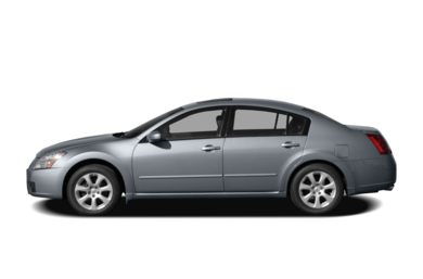 90 Degree Profile 2008 Nissan Maxima
