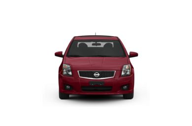 Surround Front Profile  2008 Nissan Sentra