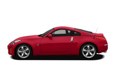 90 Degree Profile 2008 Nissan 350Z