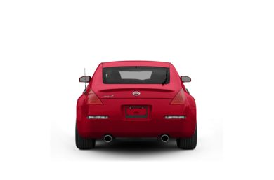 Surround Rear Profile 2008 Nissan 350Z