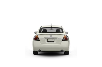 Surround Rear Profile 2008 Nissan Altima Hybrid