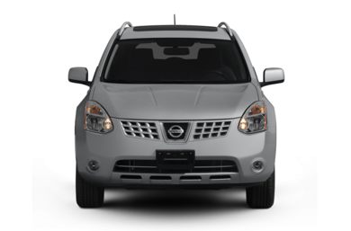 Grille  2008 Nissan Rogue