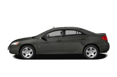 90 Degree Profile 2008 Pontiac G6