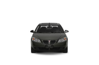 Surround Front Profile  2008 Pontiac G6