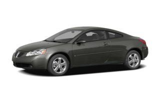 3/4 Front Glamour 2008 Pontiac G6