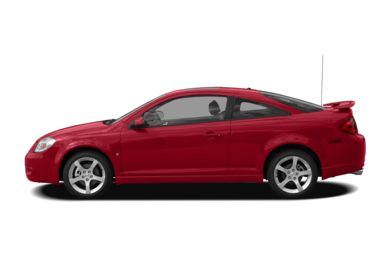 90 Degree Profile 2008 Pontiac G5
