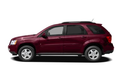 90 Degree Profile 2008 Pontiac Torrent