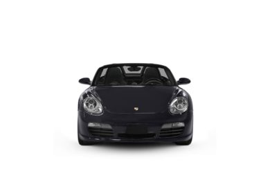 Surround Front Profile  2008 Porsche Boxster