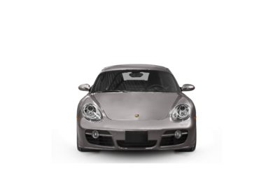 Surround Front Profile  2008 Porsche Cayman S