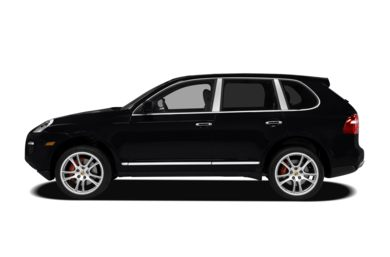 90 Degree Profile 2008 Porsche Cayenne