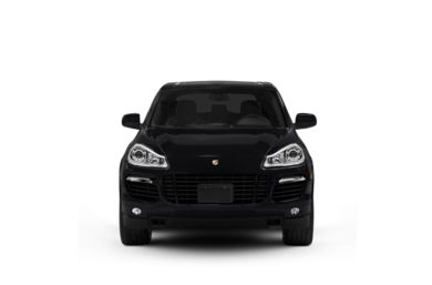 Surround Front Profile  2008 Porsche Cayenne