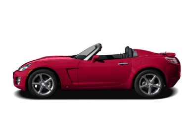 90 Degree Profile 2008 Saturn Sky