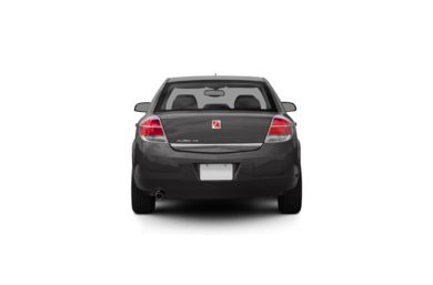 Surround Rear Profile 2008 Saturn Aura