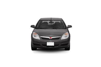 Surround Front Profile  2008 Saturn Aura