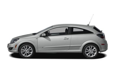 90 Degree Profile 2008 Saturn Astra