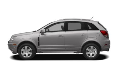 90 Degree Profile 2008 Saturn VUE