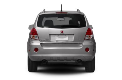 Rear Profile  2008 Saturn VUE