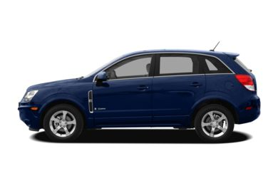 90 Degree Profile 2008 Saturn VUE Green Line