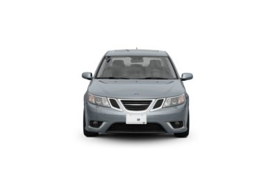 Surround Front Profile  2008 Saab 9-3