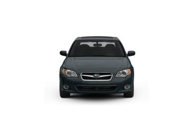 Surround Front Profile  2008 Subaru Legacy