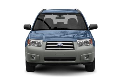 Grille  2008 Subaru Forester