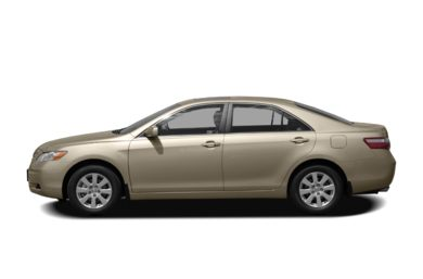 90 Degree Profile 2008 Toyota Camry