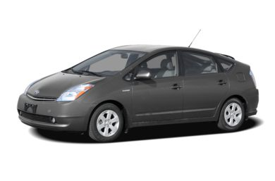 3/4 Front Glamour 2008 Toyota Prius