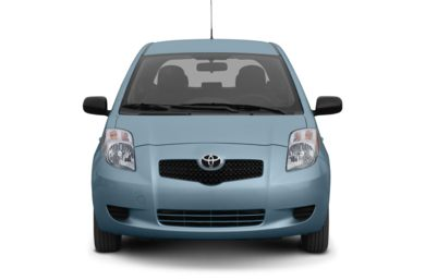Grille  2008 Toyota Yaris