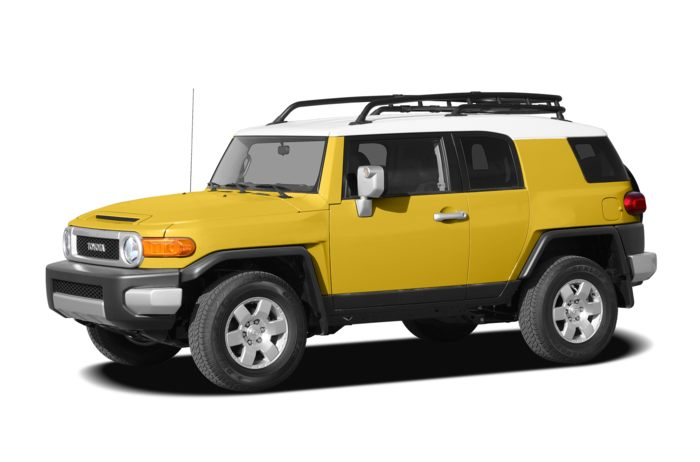 2008 toyota fj cruiser specs safety rating mpg carsdirect. Black Bedroom Furniture Sets. Home Design Ideas