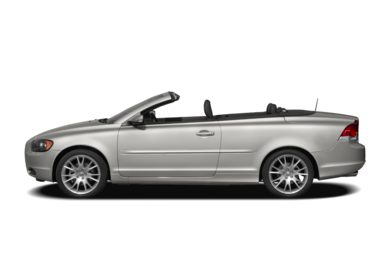 90 Degree Profile 2008 Volvo C70